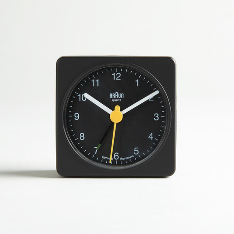 (via Braun Alarm Clock | Goods | The Ghostly Store)