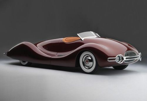 missfolly:  1948 Buick Streamliner