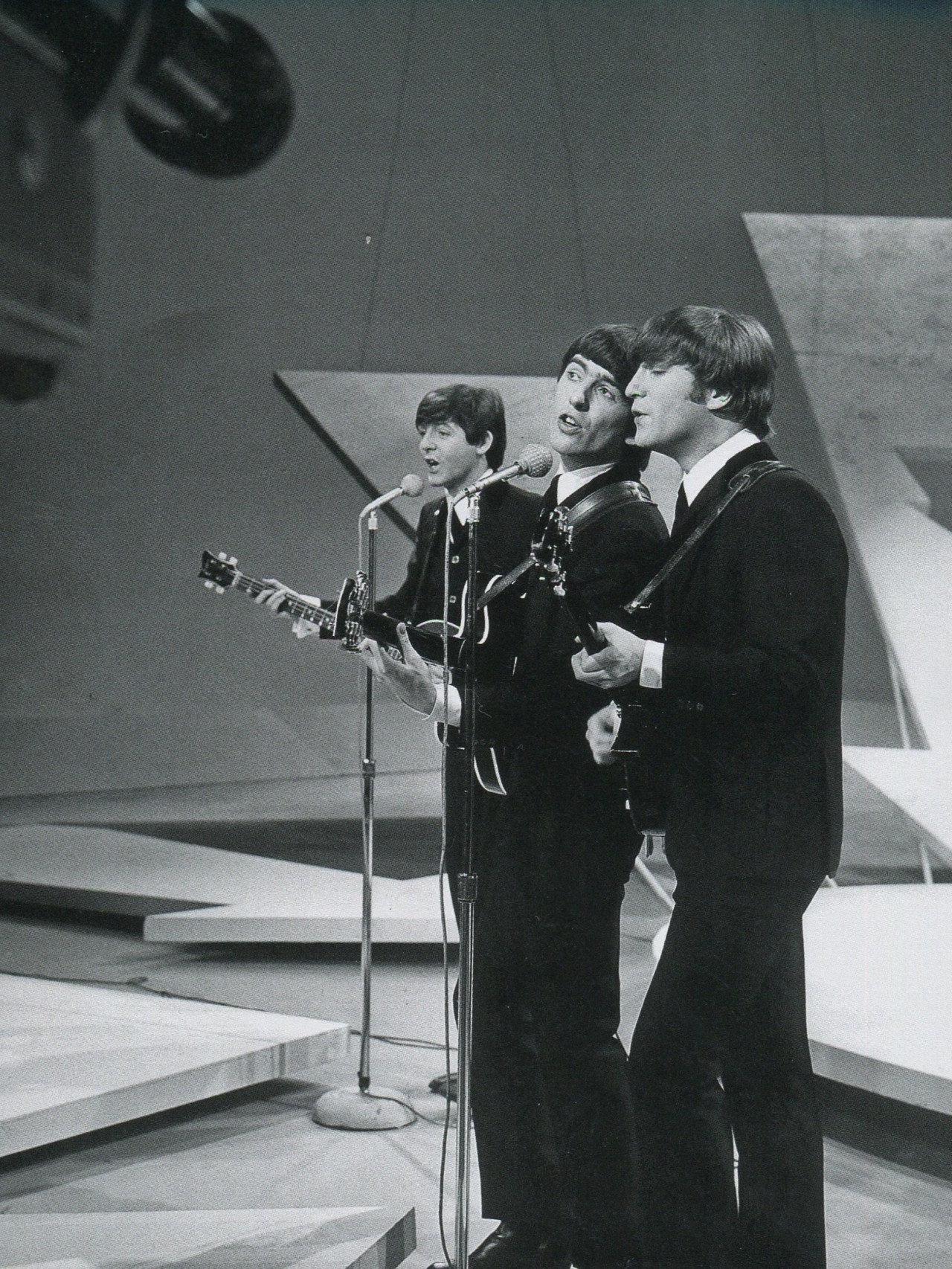 tragicalhistorytour:  February 9th, 1964 Ed Sullivan Show