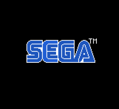 Rendition of Sega Logo: Pixelthat