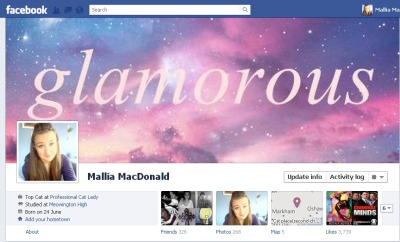 my facebook timeline is so perrrffff