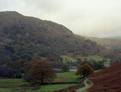 View over Rydal Water by callumchristie on Flickr.