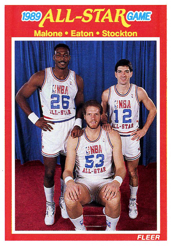 fatshawnkemp:  1989 Jazz All Stars