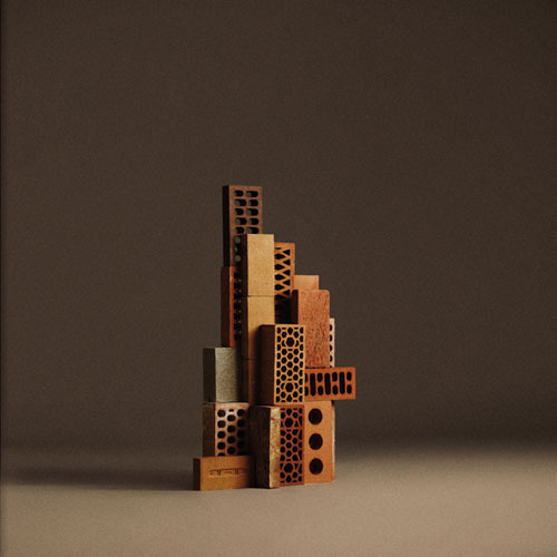 the lego of big boys - burnt clay