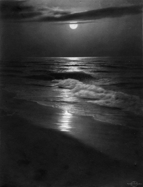Rudolf Eickemeyer Jr. The Summer Sea, 1903