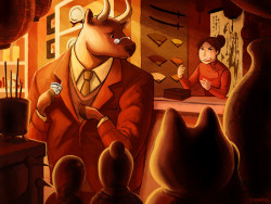 Bull in a China Shop Assignment: Animal Cliches