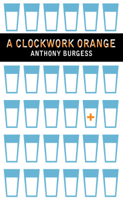 A Clockwork Orange Mock Cover