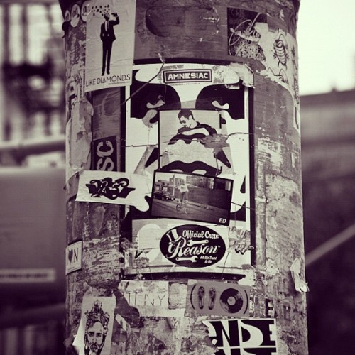 Andre The Giant #Obey (Taken with instagram)
