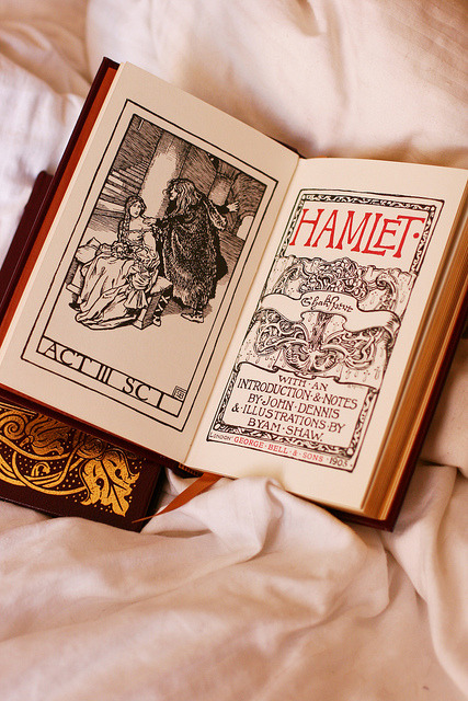 Hamlet by alyssakai on Flickr.