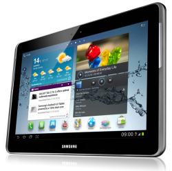 Galaxy Tab Home Screen