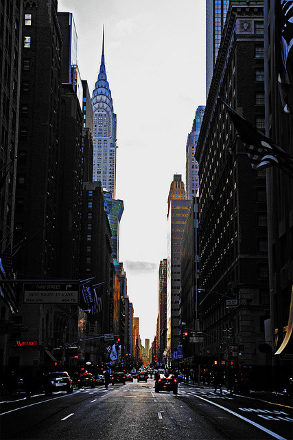 Lexington Avenue by Kaptah on Flickr.