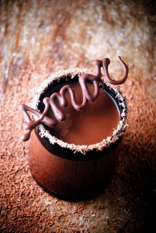 Chocolate Margarita by Sweet Life