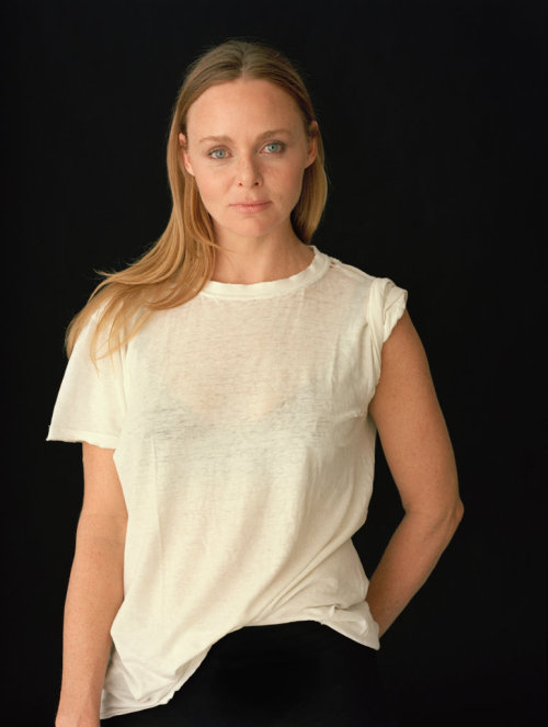 A STELLA(R) READ Cathy Horyn wrote a great piece on Stella McCartney for The New York Times, two people I strongly admire. Damon Winter shot the pictures. Next to this portrait he shot some cool behind the scenes images. Must-read & see!