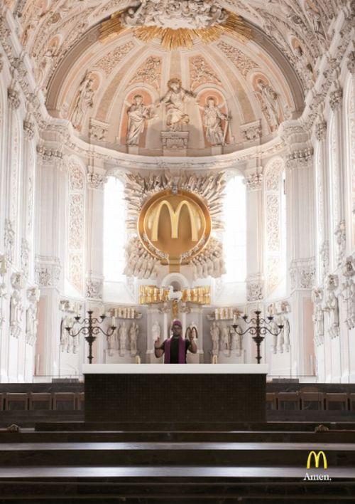 (via Mc Donalds a Religion?! » Design You Trust – Design and Beyond!)