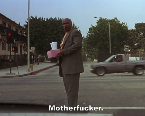 Ving Rhames's greatest line delivery.