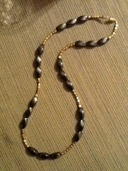 Hot Hematite Necklace…. GirlishJewels@hotmail.com   (love,health and Protection)