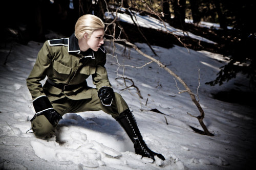 Germany from Hetalia: Axis PowersCosplayer: TheSinisterLove