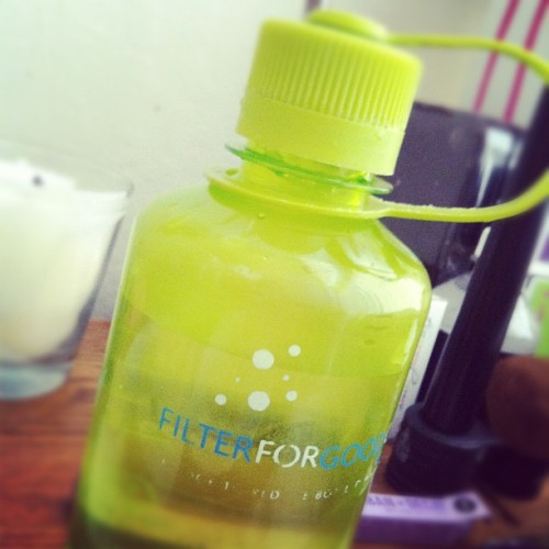 #green bottle, #green planet. #febphotoaday  (Taken with instagram)