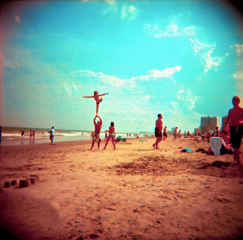 teens at myrtle beach by rhett maxwell on Flickr.