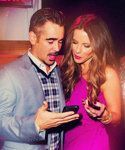 Colin Farrell & Kate Beckinsale | Independent Spirit Awards (2012)