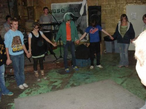 Forest World, one of the first shows sometime late 2006 or early 2007