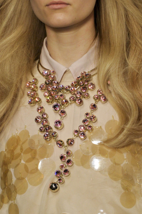 mancunianwh0re:  Just Cavalli Fall 2012 Runway Details