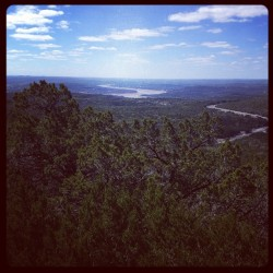 Perfect day for hiking. (Taken with Instagram at Balcones Canyonlands Preserve)