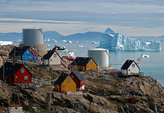 Uummannaq, North Greenland by _Zinni_ on Flickr.