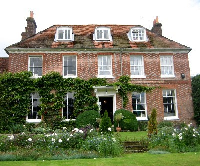 Jane Austen's houses tour