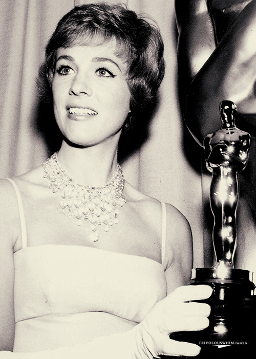 Oscar for Mary Poppins.