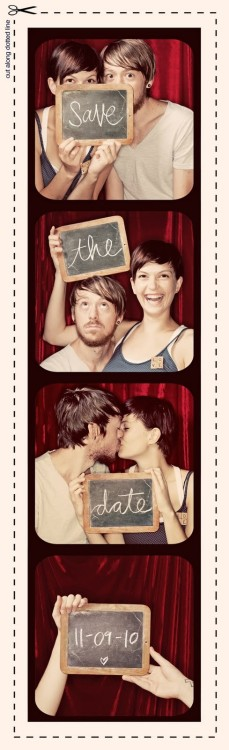 planningforforever:  I love the photobooth ideas