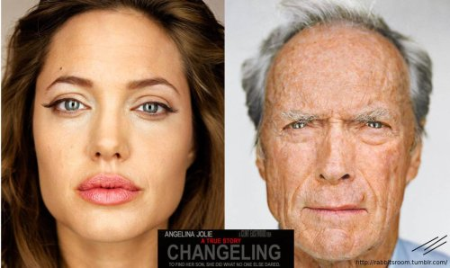 Changeling Clint Eastwood (2008) Angelina JolieJohn Malkovich  Photo created by rabbitsroom  February 2012