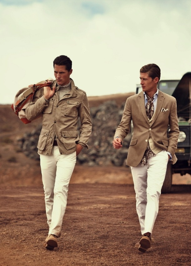 iqfashion:  Hackett - S/S 2012