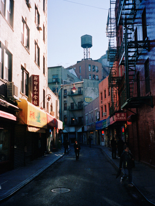 seanlitchfield:  Chinatown, NYC, 2012.