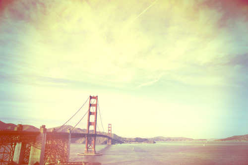 The second city I call home, San Francisco.