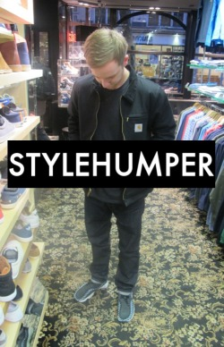 Snap from Birmingham …. Dope kicks ! Click image to shop style And explore more from around the world !
