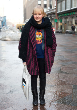 (via Marianne - Hel Looks - Street Style from Helsinki)