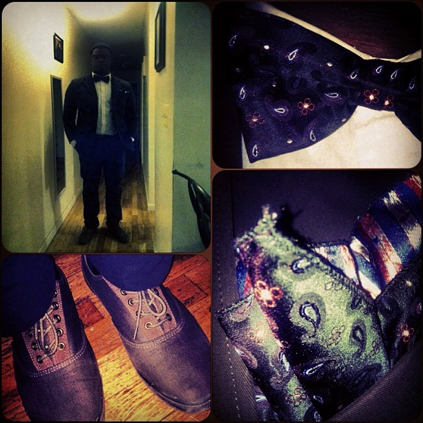 #style shot #me #mtss #morethanswagsociety #bowtie # (Taken with instagram)