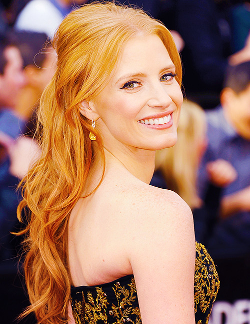 Jessica Chastain @ 84th Annual Academy Awards - Arrivals