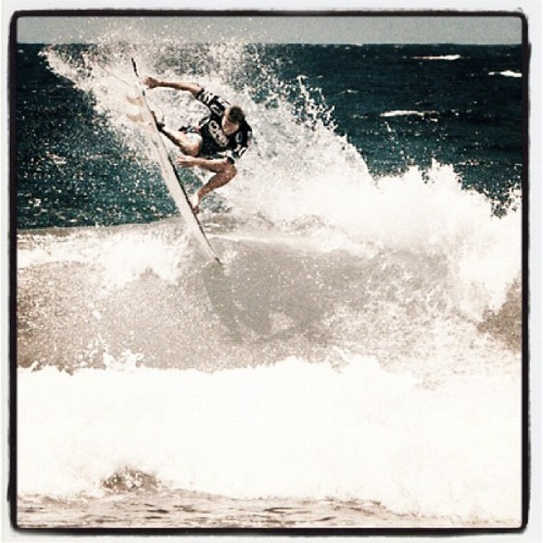 Image I took last week of Taj Burrow at the Australian Open of Surfing…  www.fearmanphoto.com