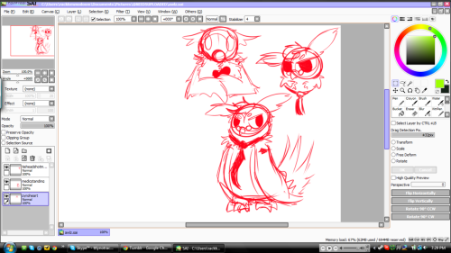 Here, have some pyro!owl and medic!owls that I drew for Lauren when she was sick in bed. These are the lil' poots I drew her for Valentine's Day, only she had doodled them previously and they've been changed a tad [probably unnoticeable, but they have, haha]. This is all I can share for right now, seeing as my laptop gave me a scare yesterday. Long story short, I thought it killed itself and I had lost things I hadn't backed up yet. So, today was spent saving things, backing up things, making a master list of my accounts and passwords, and other things that one needs to do before changing to a new laptop. Thankfully, I have kept my laptop I got for Christmas basically brand new and untouched. I believe it's time to move, seeing as it has been attempting suicide multiple times now.