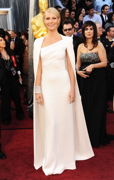 suicideblonde:  Gwyneth Paltrow in custom Tom Ford at the 2012 Oscars, February 26th The beauty of this stunning Tom Ford creation has overcome my intense dislike of Gwyneth to make me admit that SHE LOOKS LIKE A LIVING GREEK STATUE OF BEAUTY.  TOM FORD, YOU ARE THE DREAMER OF THE DREAMS.  This is magic! Tom Ford is a WIZARD! I wish Julianne was wearing it though. CAN YOU IMAGINE?