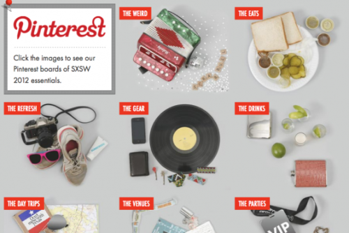 Pinterest for tourism #travel #marketing