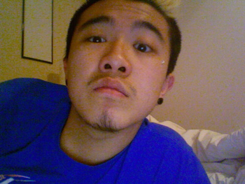 I need to shave…ASAP.