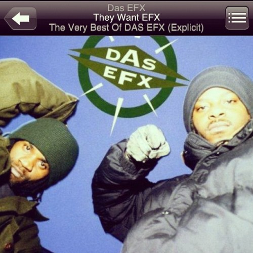 "#NP Das Efx ""They want Efx"" #HitSquad #trueschool #goldenera 🔫📻 (Taken with instagram)"