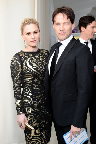 tastymoves:  At Elton John's Oscar Party Did I win CumberCrunch?