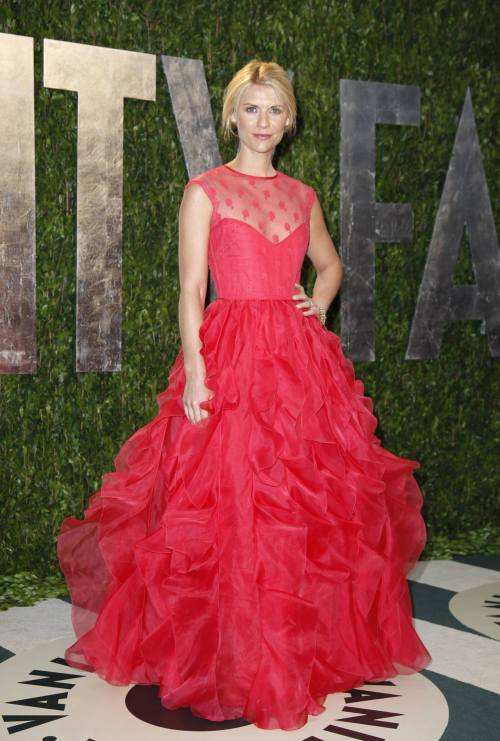 Claire Danes @ 2012 Vanity Fair Oscar Party - February 26, 2012.