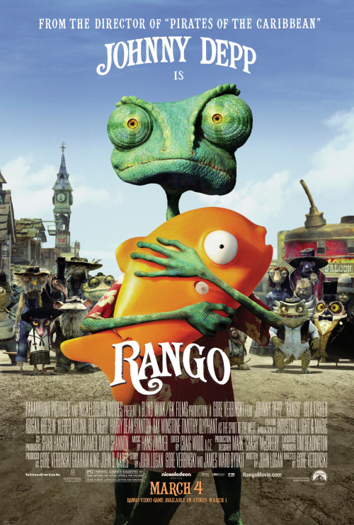 joshua-m:  Congratulations RANGO! Best animated feature at the Oscars!  I am so happy Rango won.