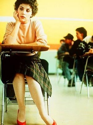 Sherilyn Fenn- as Audrey Horne - Twin Peaks shefollowsrain: