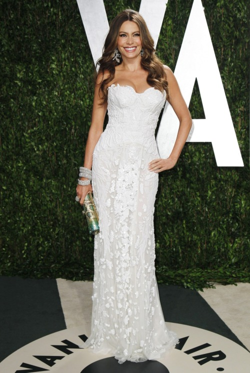 Sofia Vergara @ 2012 Vanity Fair Oscar Party - February 26, 2012.
